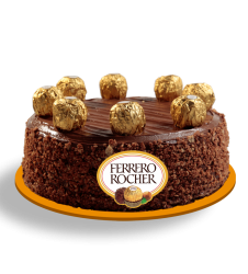 Ferrero Rocher Cake (2 Pounds)