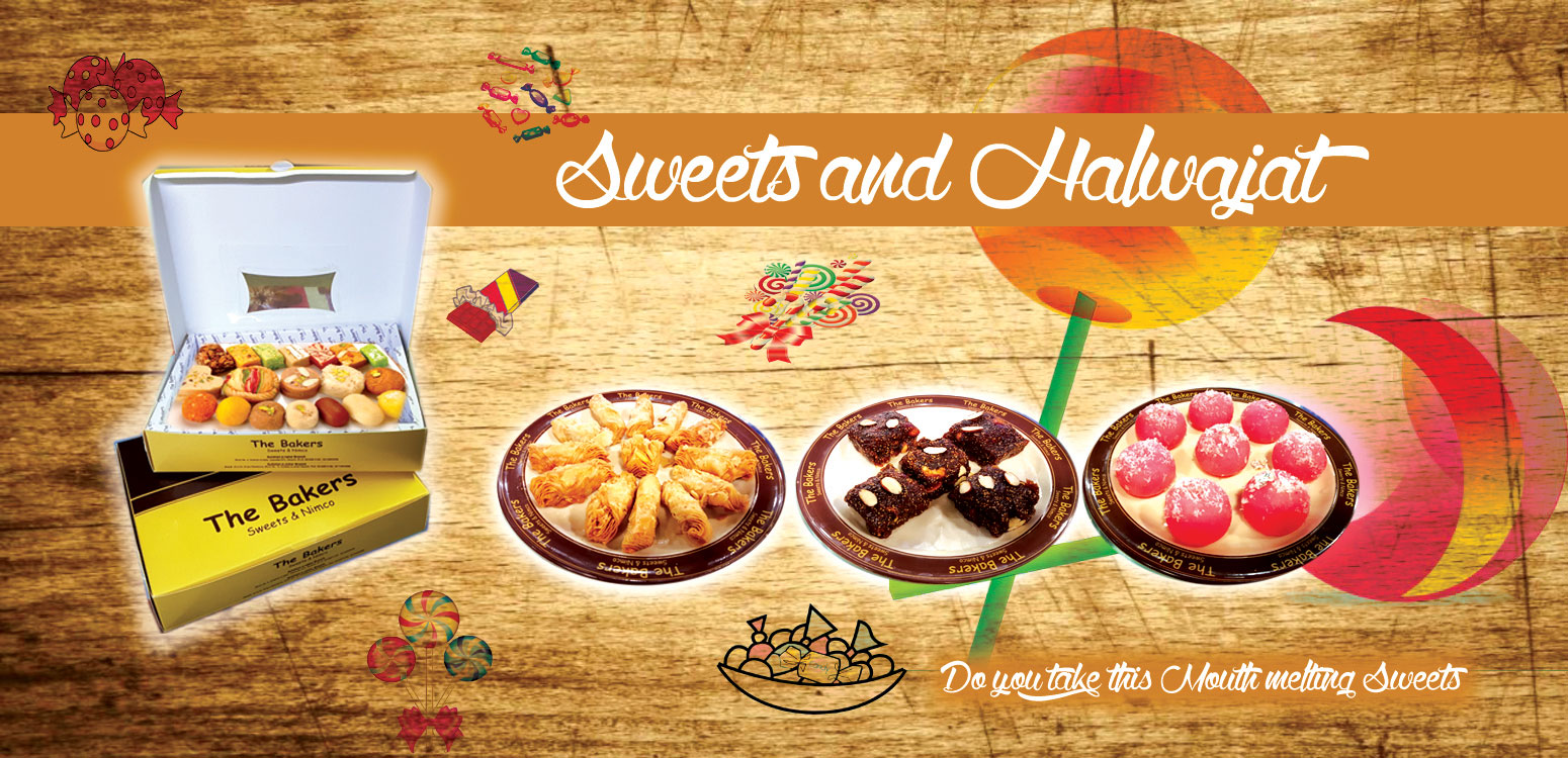 Sweets and Halwajat